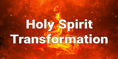 Holy Spirit Transformation