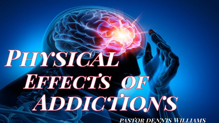 Physical Effects of Addictions