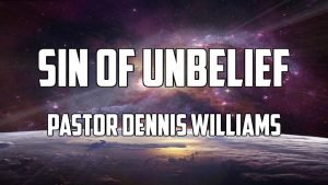 Sin-of-Unbelief