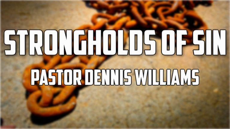 Strongholds of Sin