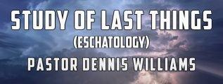 Study-of-Last-Things| Eschatology