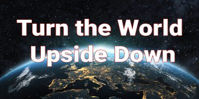Turning-the-World-upside-down